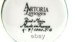 Artoria Gorilla Family Limoges Box