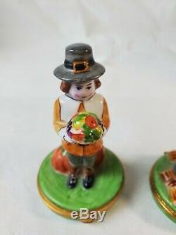 Artoria Limoges Pilgrims Thanksgiving