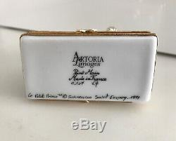 Artoria Limoges box THE LITTLE PRINCE with box and certificate of authenticity