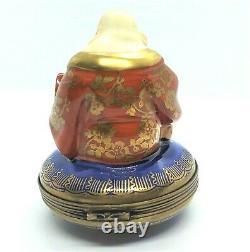 Buddha Limoges Box (Retired)