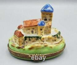 Fortified Village Limoges Box (RETIRED)
