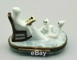 Ghost Stories Halloween Limoges Box (RETIRED)