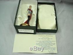 Huge 6 Nos Arquie/monceau Louise Peint Main Limoges Trinket/pill Box Ltd Ed