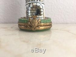 Limoges Box LEANING TOWER OF PISA No. 172/750 Peint Main France Rare Vintage