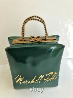 Limoges Marshall Field's Shopping Bag
