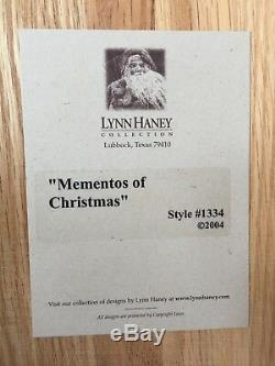 Lynn Haney Collection Mementos of Christmas Style #1334 (2004)