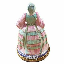 Marquise Limoges Box Figurine