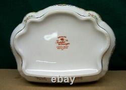 Porcelain Imperial Limoges Trinket Box
