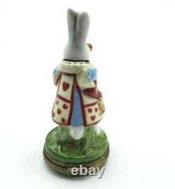 Rochard RARE Rabbit Guard Queen of Hearts