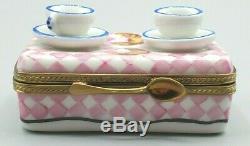 Rochard Tea Tray Limoges Box
