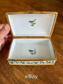 Tiffany Private Stock Tiffany & Co Jewelry Box Casket Ormolu Fittings